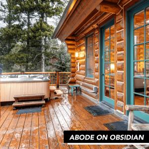 Abode on Obsidian, Jackson Hole, Teton Village, Ski In/Ski out, Vacation Rental