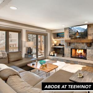 Abode at Teewinot, Jackson Hole, Teton Village, Ski In/Ski out, Vacation Rental