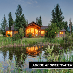 Abode at Sweetwater, Jackson, Wilson, WY, Vacation Rental