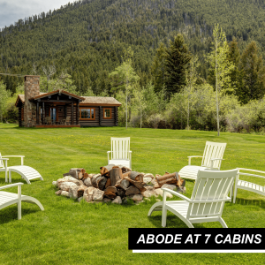 Abode at 7 Cabins, Jackson, Wilson, WY, Vacation Rental