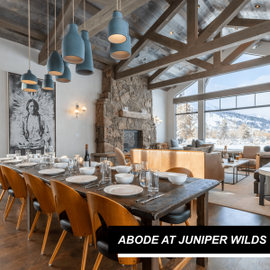 Abode at Juniper Wilds, Jackson, Wilson, WY, Vacation Rental